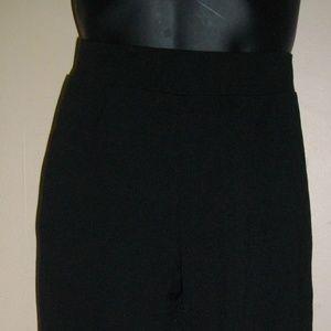Ashley Stewart Black Casual Pants 18/20